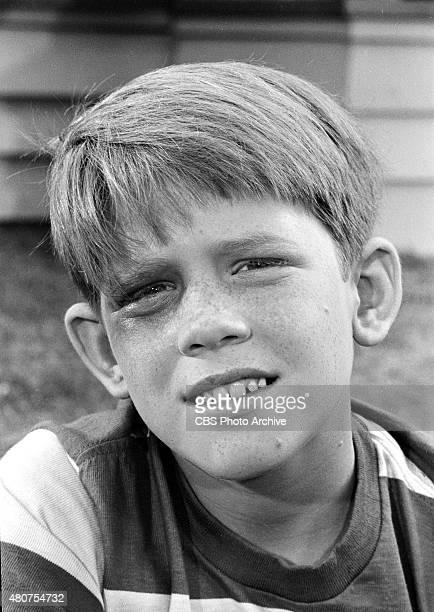 SHOW episode 'Opie's Girlfriend' Ron Howard plays Opie Image dated June 20 1966