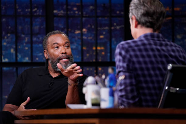 """NY: NBC'S """"Late Night With Seth Meyers"""" With Guests Amy Adams, Lee Daniels, girl in red (Band Sit-In: Andē)"""