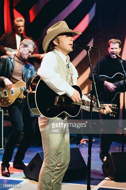Dwight Yoakam during a performance on June 21 1998