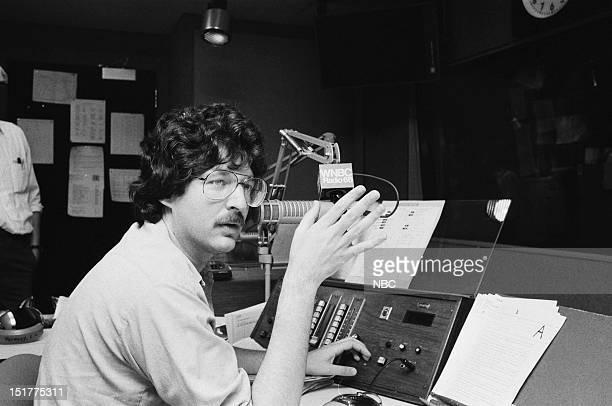 Radio DJ Howard Stern in 1983