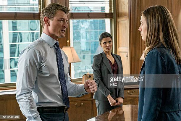 Philip Winchester as Peter Stone Nazneen Contractor as ASA Dawn Patel Marina Squerciati as Kim Burgess