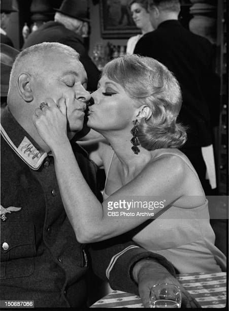 Sergeant Schultz Meets Mata Hari Featuring John Banner and Joyce Jameson Image dated July 26 1967