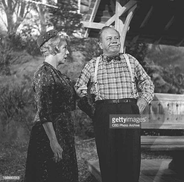 JUNCTION episode The President Who Came to Dinner featuring Bea Benaderet and Edgar Buchanan Neg dated August 8 1963