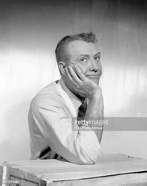 GILLIS episode title The Power of Positive Thinking Pictured is Frank Faylen as his father Herbert T Gillis in a gallery shot Sept 30 1959