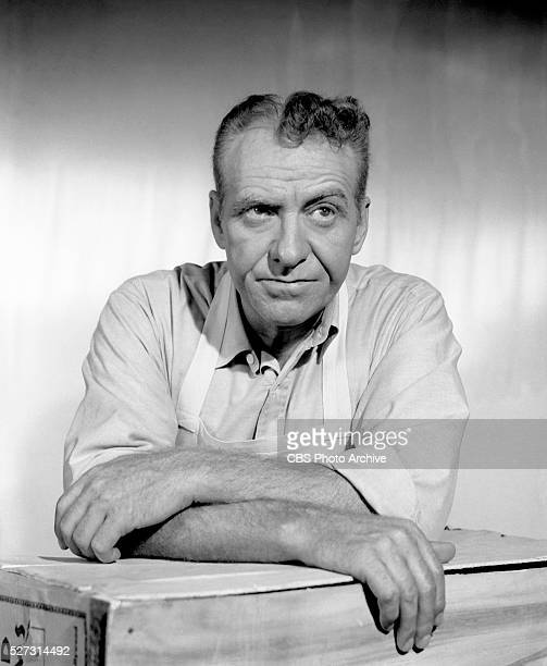 GILLIS episode title The Power of Positive Thinking Pictured is Frank Faylen as Herbert T Gillis in a gallery shot Sept 30 1959