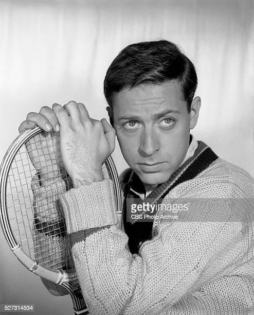 GILLIS episode title The Power of Positive Thinking Pictured is Steve Franken as Chatsworth Osborne Jr in a gallery shot Sept 30 1959