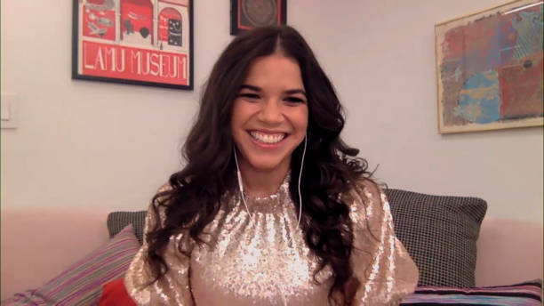 """NY: NBC's """"Tonight Show Starring Jimmy Fallon"""" with guests America Ferrera, David Dobrik, Corey Seager, BROTHERS OSBOURNE"""