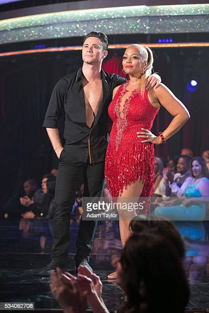 """Episodes 2210A"""" - It's the closest race ever with some of the best dancing celebrities have ever pulled off. Ginger Zee and Valentin Chmerkovskiy,..."""