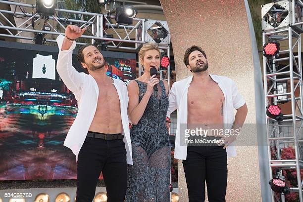 STARS Episodes 2210A It's the closest race ever with some of the best dancing celebrities have ever pulled off Ginger Zee and Valentin Chmerkovskiy...