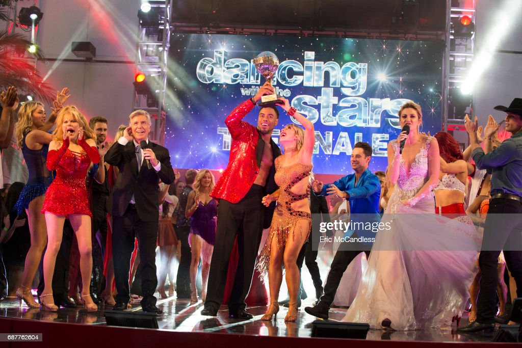 """ABC's """"Dancing With the Stars"""": Season 24 - Finale"""