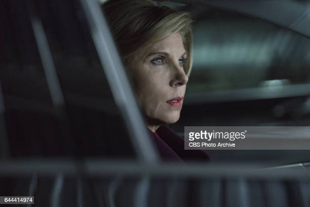 Episodic coverage of THE GOOD FIGHT Pictured Christine Baranski as Diane Lockhart