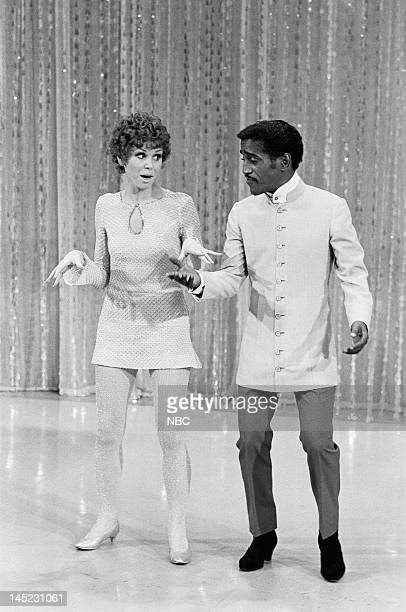 S LAUGHIN Episodie 9 Aired Pictured Judy Carne Sammy Davis Jr