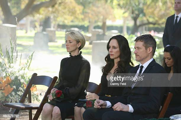 REVENGE 'Epitaph' As Emily and Victoria grieve David springs into action to protect his loved ones on 'Revenge' SUNDAY JANUARY 4 on the ABC...