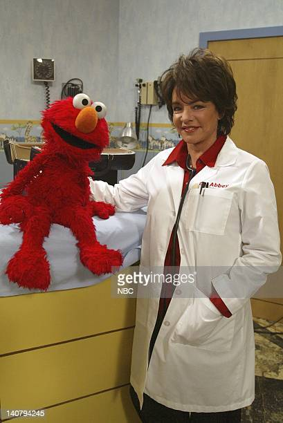 WING 'Eppur Si Muove' Episode 16 Aired Pictured Elmo Stockard Channing as Abbey Bartlet Photo by Mitch Haddad/NBCU Photo Bank