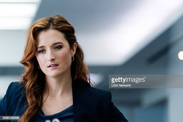 MR ROBOT 'eps25_h4ndshakesme' Episode 207 Pictured Grace Gummer as Dominique 'Dom' DiPierro