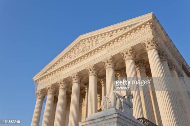 Equal Justice Under Law. US Supreme Court
