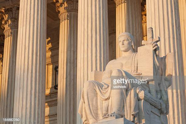 """equal justice under law,"" us supreme court - us supreme court building stock pictures, royalty-free photos & images"