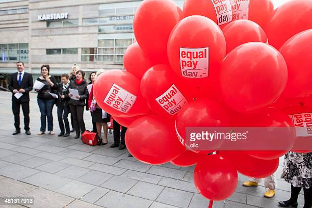 Equal Pay Day Wiesbaden 2014