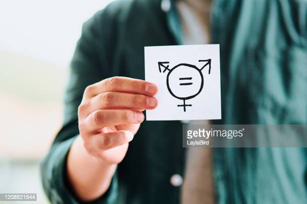 equality stems progress for all - bisexuality stock pictures, royalty-free photos & images