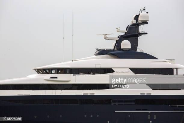 Equanimity the US$250 million luxury yacht that fugitive Malaysian businessman Low Taek Jho allegedly bought with funds embezzled from 1Malaysia...