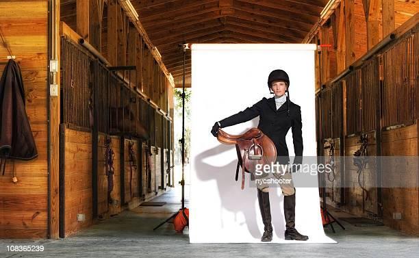 Equestrian Portrait