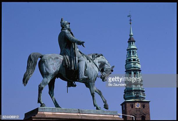 Equestrian Statue of King Christian IV