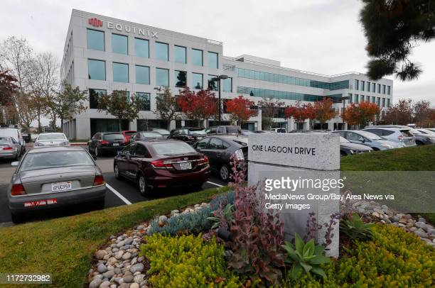Equinix in Redwood City Calif was photographed on Tuesday Dec 8 2015