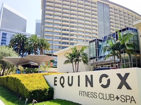 Equinox Fitness Club and SPA, Century City,California 459351381