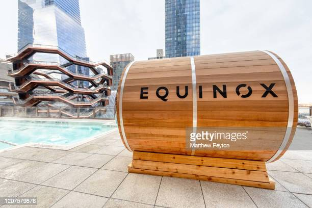 Equinox Hudson Yards is the brand's truest realization of its holistic lifestyle promise giving members access to signature group fitness classes a...