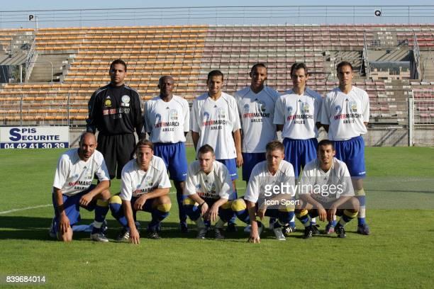 Equipe ARLES Martigues / arles Match Amical