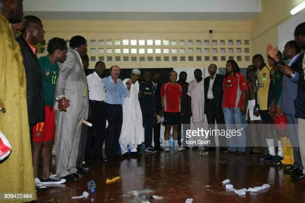 Equipe Cameroun Cote d'Ivoire / Cameroun Eliminatoires Coupe du Monde