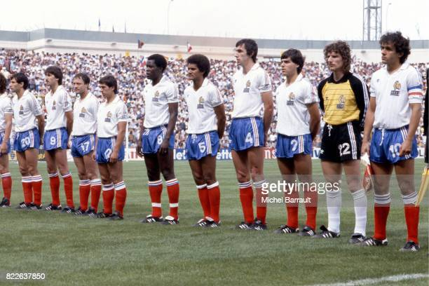 Coupe du monde stock photos and pictures getty images - Coupe du monde france allemagne 1982 ...