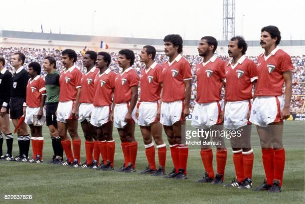 Coupe du monde 1982 equipes photos photos et images de - Equipe de france 1982 coupe du monde ...