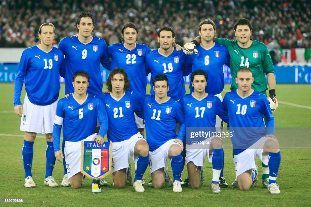 Equipe Italie Pictures Getty Images
