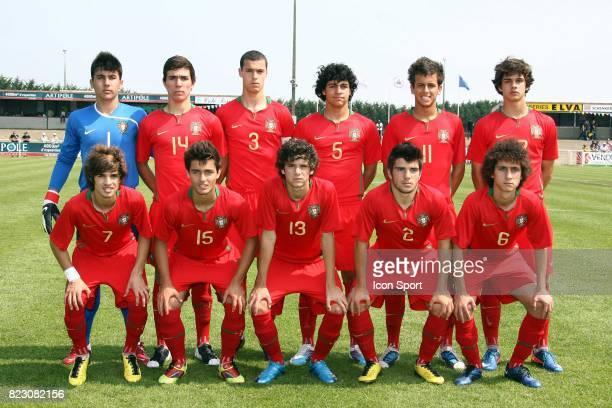 Equipe Portugal Portugal / Guinee Mondial Minimes Tournoi International U16 Montaigu