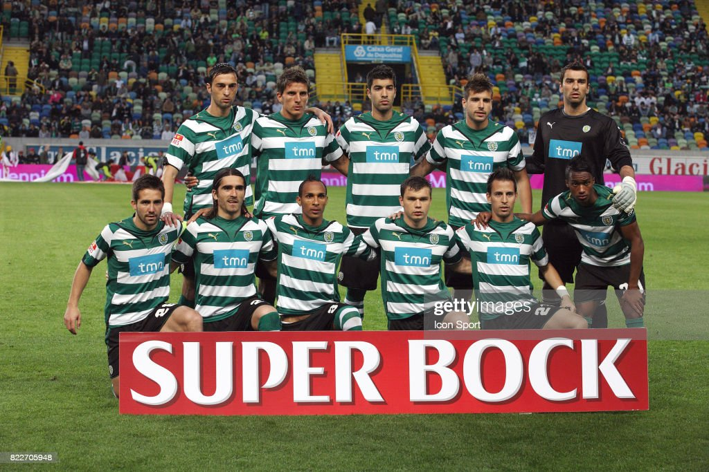 Equipe Sporting Portugal Pictures Getty Images