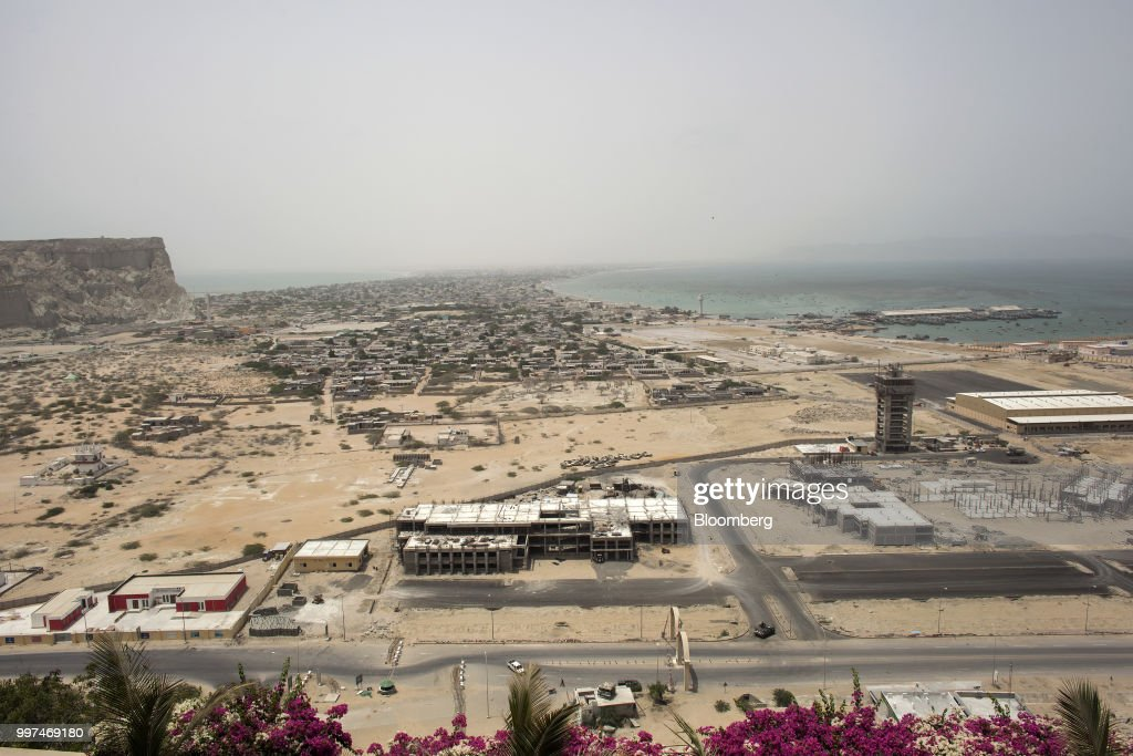 A portrait of Gwadar, a Linchpin in Chinas Plan to Revive the Old Silk Road : News Photo