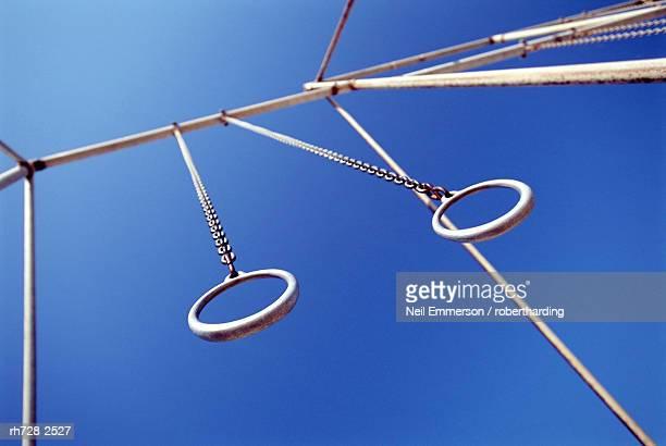 Equipment, Muscle Beach, Venice, Los Angeles, California, USA, North America