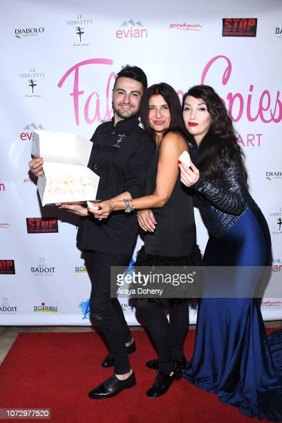 Era Kalyan attends the URBAN2020 Fabrice Spies Benefiting STOP Trafficking of People on December 13 2018 in Los Angeles California