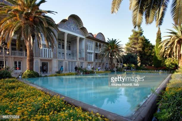 eram garden, shiraz, iran - shiraz stock pictures, royalty-free photos & images