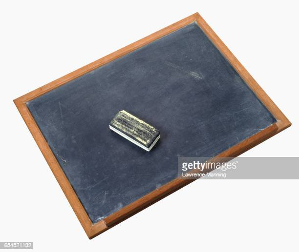 Eraser and Chalkboard