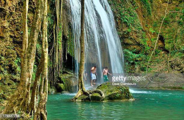Erawan Falls National Park, Kanchanaburi, Thailand