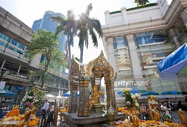 エラワン聖堂、バンコク、タイ) - エラワン聖堂 ストックフォトと画像