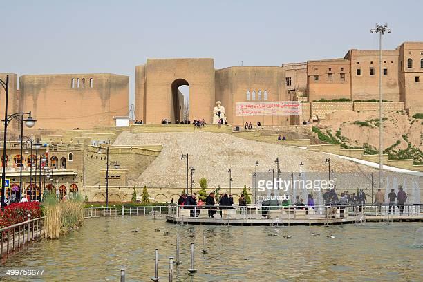 Erbil Citadel and Shar Park, Kurdistan, Iraq