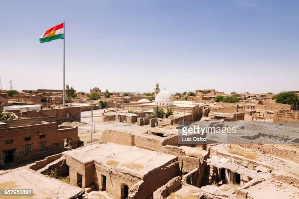erbil citadel in iraqi kurdistan - iraq stock pictures, royalty-free photos & images