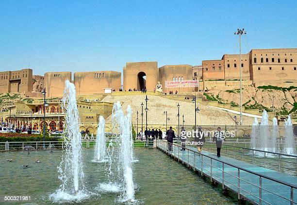 Erbil Citadel, UNESCO world heritage site