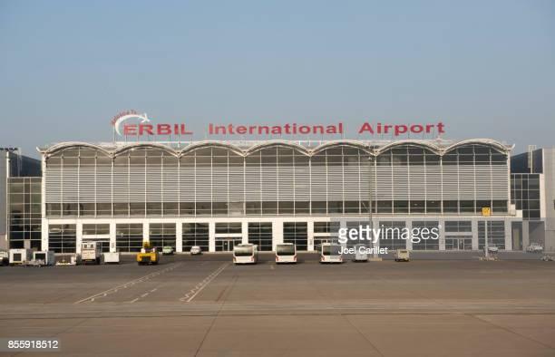 イラク北部アルビール国際空港 - アルビール ストックフォトと画像