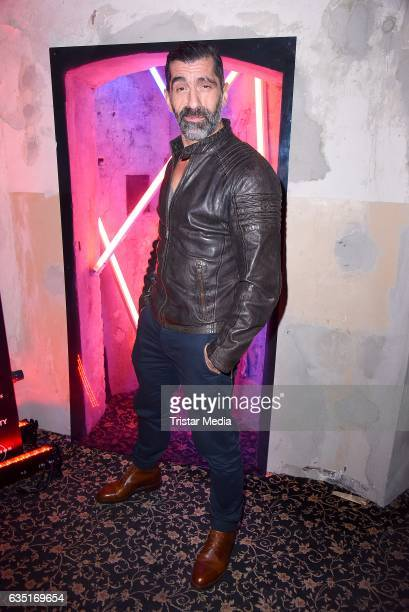 Erdal Yildiz attends the Pantaflix Party At The 67th Berlinale International Film Festival on February 13, 2017 in Berlin, Germany.