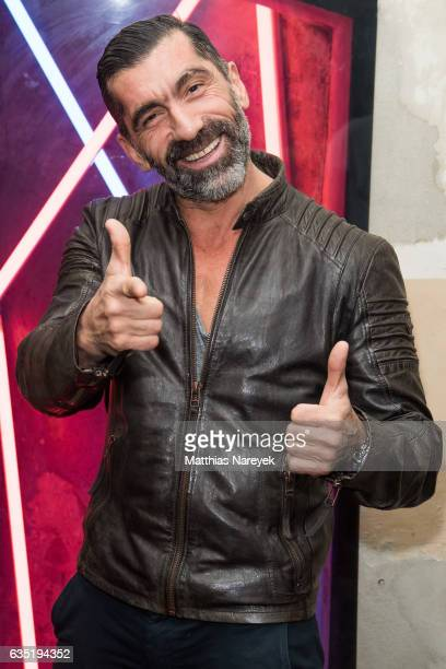 Erdal Yildiz attends the Pantaflix Party during the 67th Berlinale International Film Festival Berlin at the Grand on February 13, 2017 in Berlin,...
