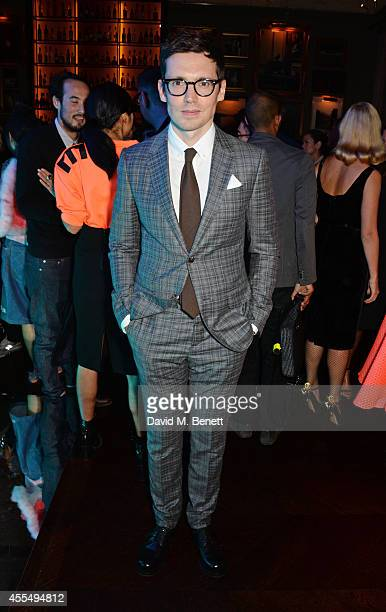 Erdem Moralioglu attends The Business of Fashion celebrating the #BOF500 the people shaping the global fashion industry at The London EDITION on...